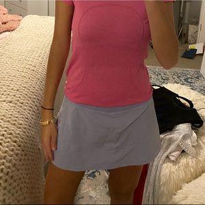 Lululemon purple skirt